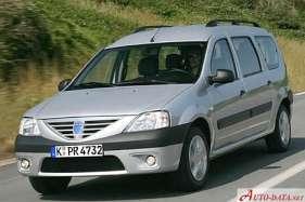 Dacia Logan MCV 1.4i 75 HP