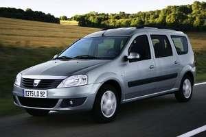 Dacia Logan MCV 1.6 i 87 HP