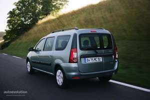 Dacia Logan Van 1.6 16V 105 HP