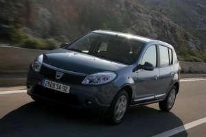 Dacia Sandero 1.5 dCi (75Hp)