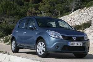 Dacia Sandero 1.5 dCi (90Hp)