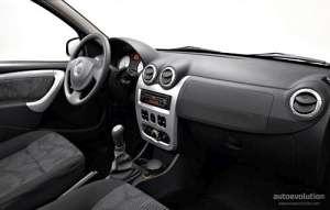 Dacia Sandero 1.6 MPI 87 hp