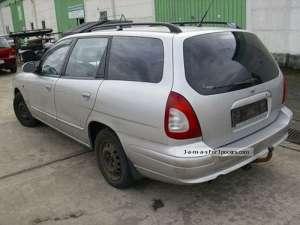 Daewoo Nubira Combi II 2.0 133 HP