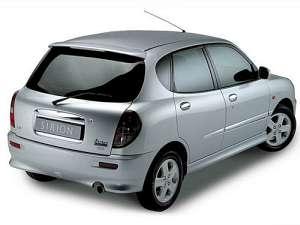 Daihatsu Sirion (M1) 0.7 i 16V X4 120 HP