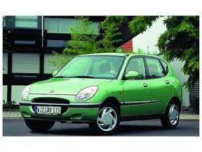 Daihatsu Sirion (M1) 1.3 i 16V 102 HP