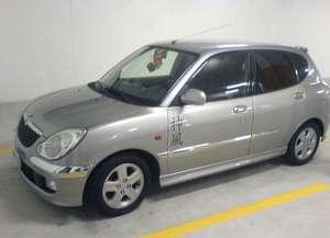 Daihatsu Sirion (M1) 1.3 i 16V 4WD 102 HP
