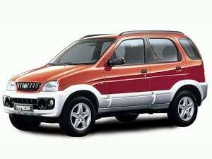 Daihatsu Terios (J1) 1.3 i 16V 4WD 86 HP