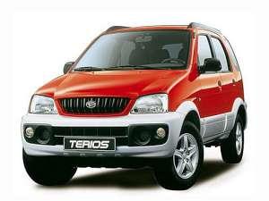Daihatsu Terios (J1) 1.3 i 16V 4WD Turbo 140 HP