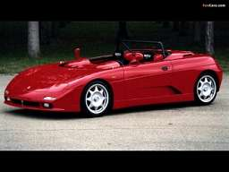 De Tomaso Guara Barchetta 4.0 i V8 32V 304 HP
