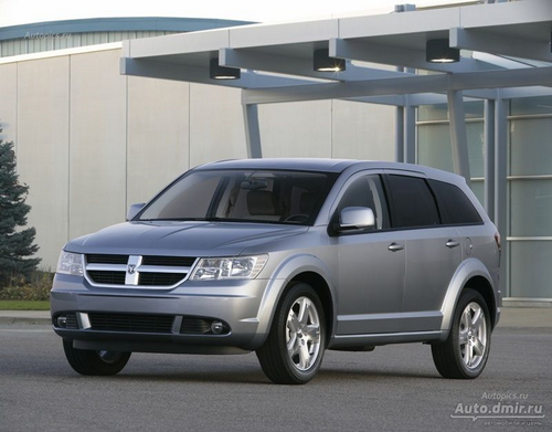 Dodge Journey 3.5 V6 235 HP