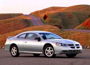 Dodge Stratus I Coupe 3.0 i V6 24V R T 203 HP