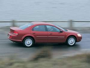 Dodge Stratus II 2.7i 203 HP