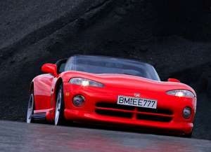 Dodge Viper RT 8.0 V10 406 HP