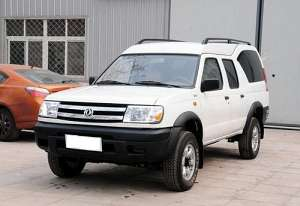 DongFeng Rich 2.5TD 4x4