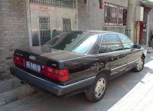 FAW Audi 100 2.0 115 HP