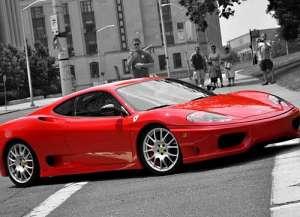 Ferrari 360 Modena 360 F1 400 HP