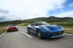Ferrari California T 3.9 AT (560 HP)