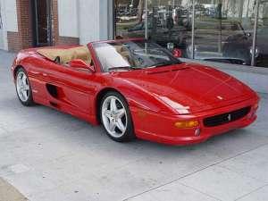 Ferrari F355 GTS 355 GTS 381 HP