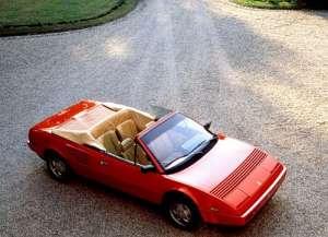Ferrari Mondial Cabrio 3.4 i V8 32V 300 HP