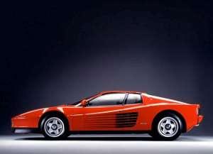 Ferrari Testarossa 4.9 i V12 48V 380 HP