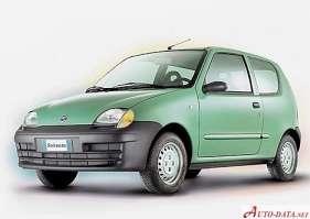 Fiat Seicento (187) 1.1 55 HP
