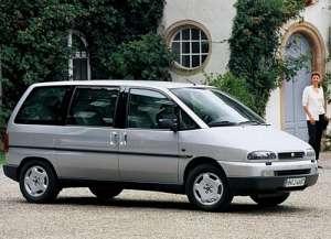 Fiat Ulysse I (22|220) 2.0 JTD 109 HP
