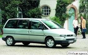 Fiat Ulysse I (22|220) 2.1 TD 109 HP