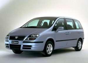 Fiat Ulysse II (179) 2.0 16V 136 HP