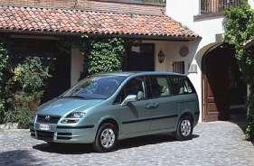 Fiat Ulysse II (179) 2.0 16V JTD 107 HP