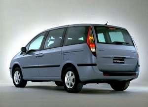 Fiat Ulysse II (179) 2.2 16V JTD 128 HP