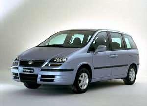 Fiat Ulysse II (179) 3.0 V6 24V 204 HP