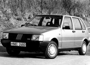 Fiat UNO 1.7 D 58 HP