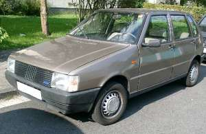 Fiat UNO (146A) 1.7 D 58 HP