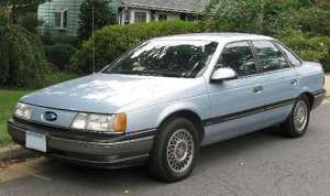 Ford Taurus IV Station Wagon 3.0i V6 200HP