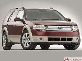 Ford Taurus X 3.5i V6 260 HP AWD