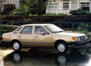 Ford Tempo 2.3 102 HP