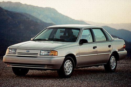 Ford Tempo I 2.3 (100 Hp)