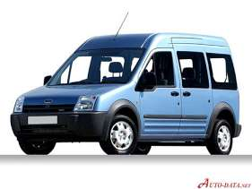 Ford Tourneo Connect 1.8 TDCi 90 HP