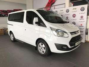 Ford Tourneo Custom SWB 2.2d MT (125 HP)