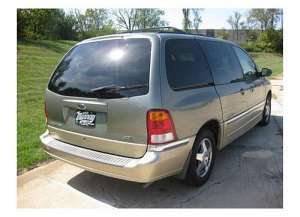 Ford Windstar (A3) 3.8 V6 203 HP