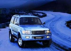 Fuqi 6500 (Land King) 3.0 V6 160 HP