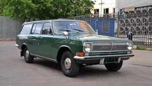 GAZ 2402 2.4 (95 Hp)
