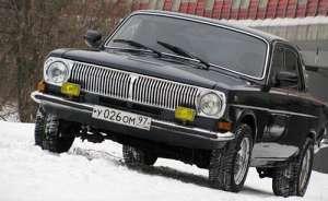 GAZ 2434 5.5 V8 (195Hp)