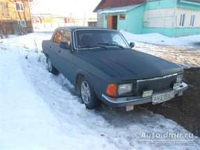 GAZ 3102 2.3 16V (150 Hp)