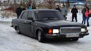 GAZ 3102 2.5 (90 Hp)