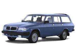 GAZ 31029 2.3i (150Hp)