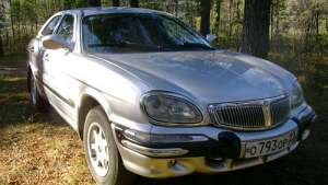GAZ 3111 2.5 i (136 Hp)