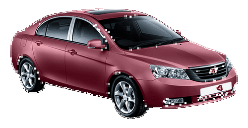 Geely Emgrand EC7 Sedan 1.5 MT (98 HP)