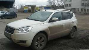 Geely Emgrand X7 2.0 MT (139 HP)