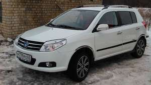 Geely MK Cross 1.5 MT (94 HP)